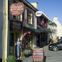 Barbara O'Connor welcomes you to The Village Kitchen