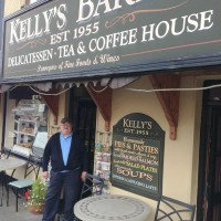 Dan Kelly of Kelly's Bakery