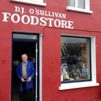 Hilary O'Sullivan of D.J. O'Sulivan's Foodstore