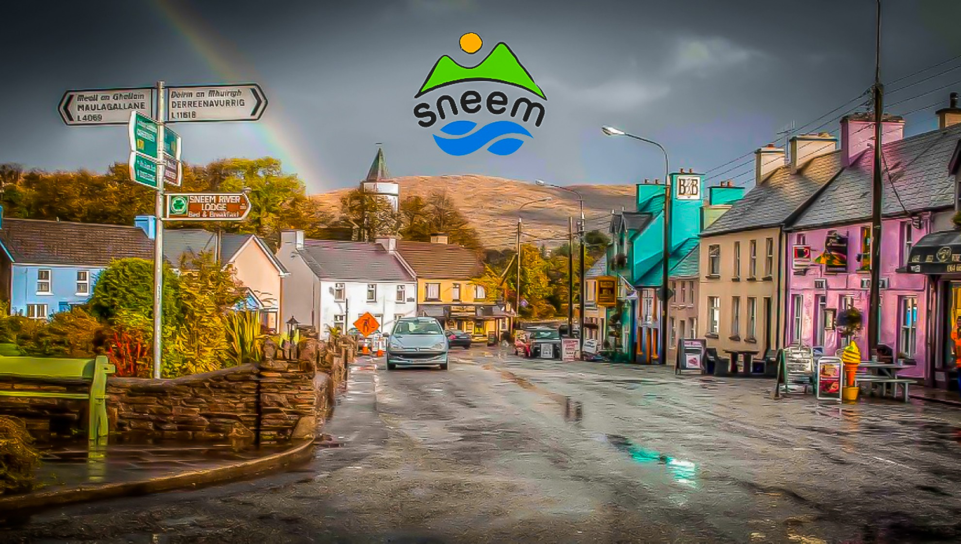 North Square Sneem